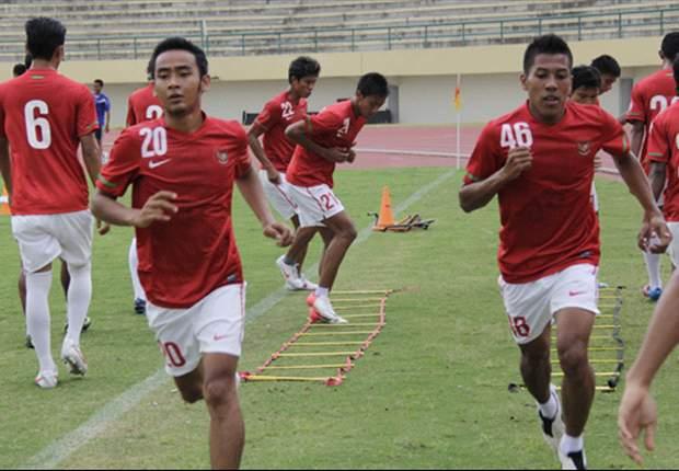 Timnas U-23 Peringkat Tiga Batik Cup 2012
