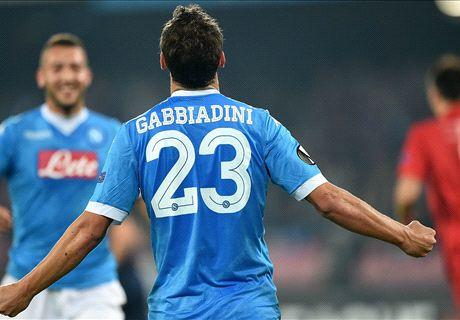 REPORT: Napoli 5-0 Midtjylland
