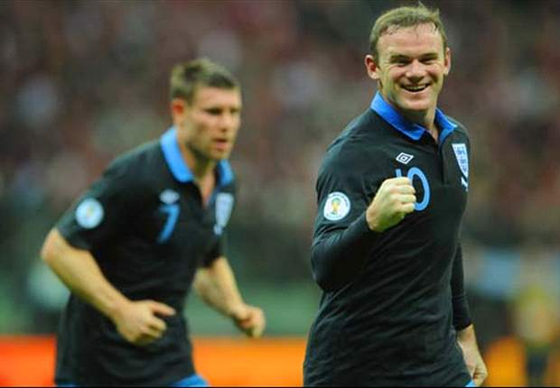 Poland 1-1 England: Rooney opener not enough as Three Lions wobble in Warsaw