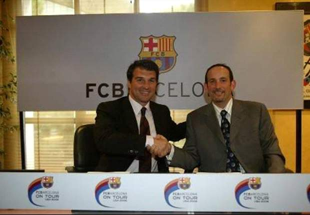 Garber: Barca/Miami Team Would Start in 2010
