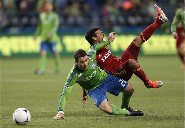 Seattle Sounders FC 0-0 Real Salt Lake: Scott red defines draw