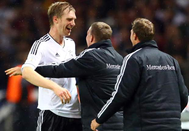 Mertesacker: Germany brimming with confidence