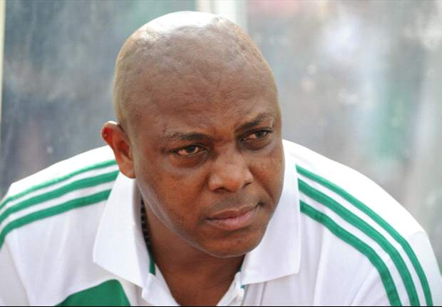 Keshi says it's the lowest point of his time in charge of Nigeria