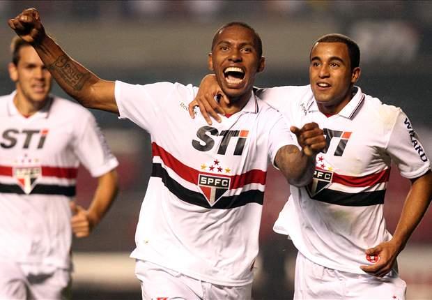 São Paulo x Náutico: história curta, vantagem tricolor