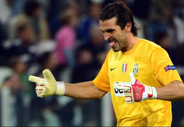 Buffon: I want to stay at Juventus for a long time