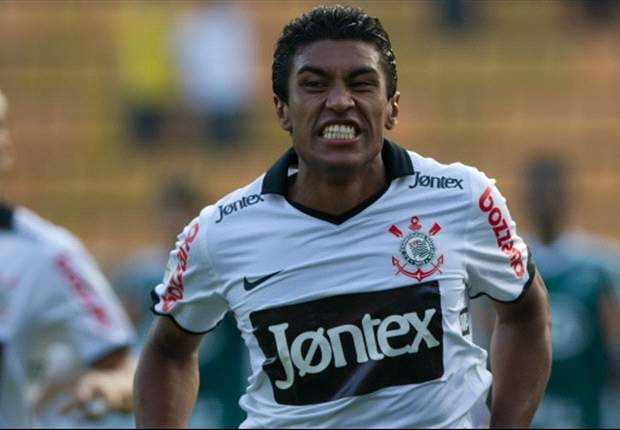Inter and PSG target Paulinho staying put