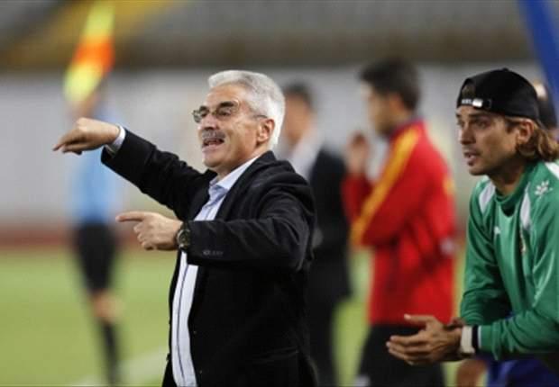 Fabri explota contra la prensa tras la derrota del Racing ante el Villarreal (0-3)