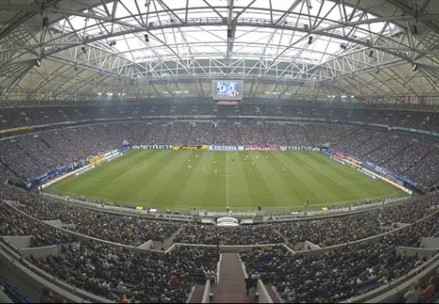 Galatasaray-Fans wollten Tunnel ins Schalker Stadion graben