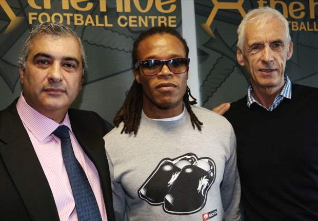 Edgar Davids inspires Barnet rout as manager & captain
