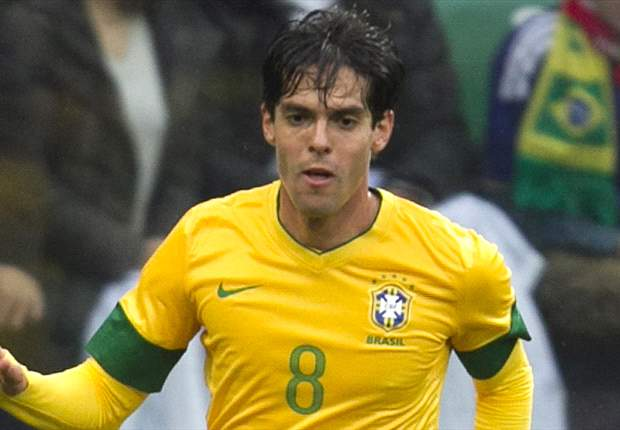 Kaka hails Falcao talent
