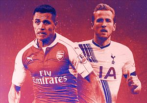 Arsenal v Tottenham Hotspur Betting