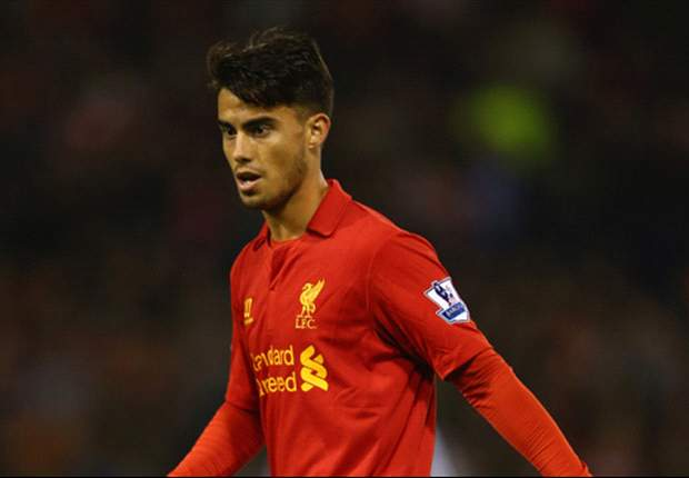 Almeria snap up Suso on loan from Liverpool