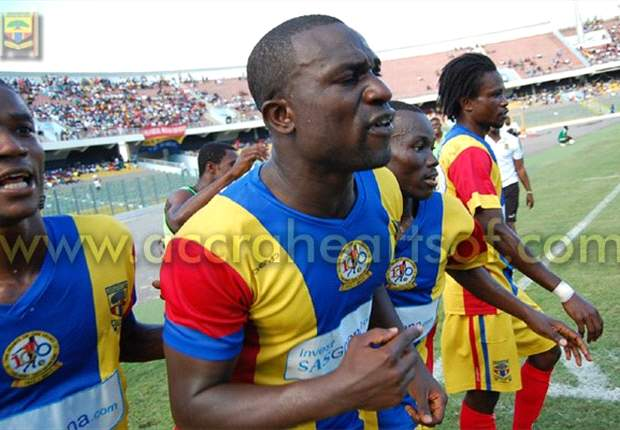 Six more Hearts of Oak players to receive dismissal letters on Monday