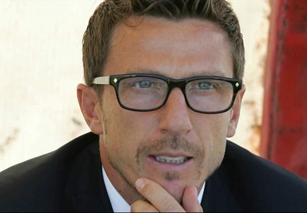 """Il Sassuolo torna a vincere, DI Francesco dà un occhio alla classifica: """"Si sta delineando, le prime tre lotteranno per la promozione diretta"""""""