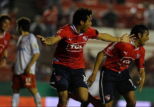 Argentinos 0-1 Independiente: Julián Velázquez bien vale tres puntos