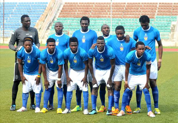 Sunshine Stars have brought an end to Enyimba's title chase