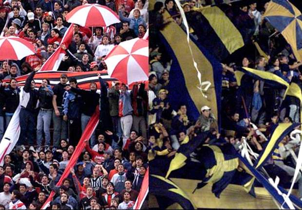 Old Boys Superclasico: Higuain & Falcao's River Plate vs Samuel & Tevez's Boca Juniors