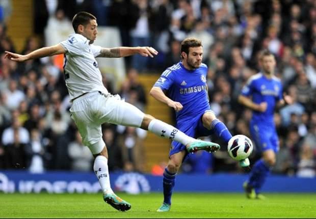Chelsea und Tottenham kämpfen um die Champions League: Ist Verlass auf Mata und Bale?