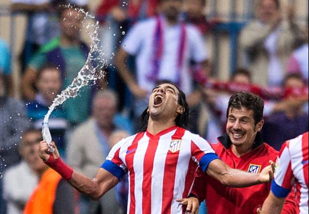 'We should take Falcao' - Manchester City scout reveals interest in Atletico Madrid star