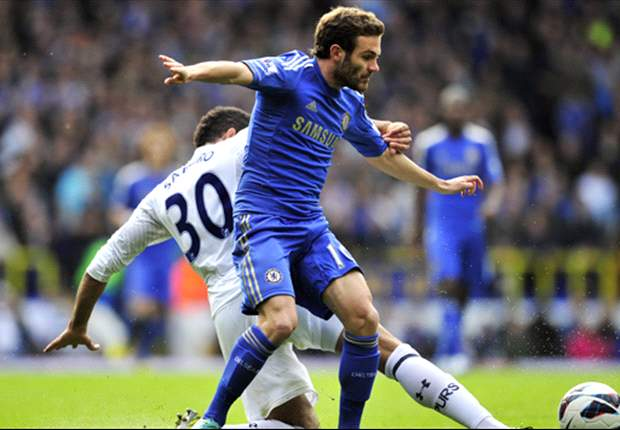 Magic Mata the kingpin of unstoppable Chelsea midfield