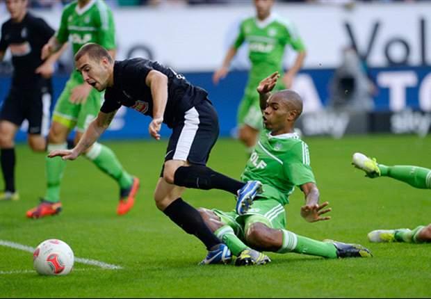 Niederlage gegen Freiburg: Magaths Wolfsburg komplett am Boden