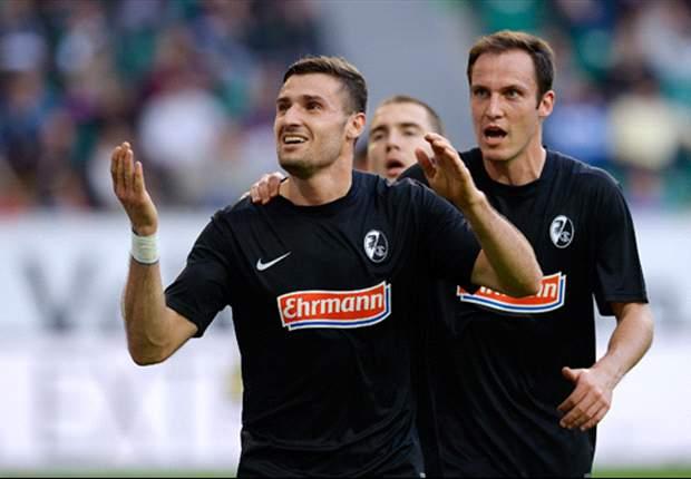 Daniel Caligiuri verlässt den SC Freiburg und unterschreibt beim VfL Wolfsburg bis 2017