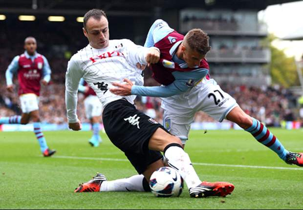 Fulham 1-0 Aston Villa: Late Baird winner piles pressure on struggling visitors