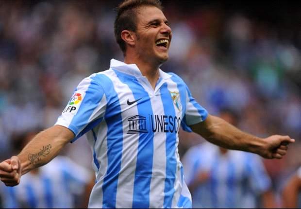 Málaga 2-1 Valladolid: Trabajado triunfo malacitano ante un gran rival