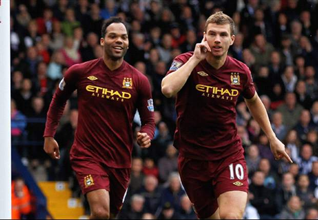 Dzeko happy at Manchester City and 'obsessed' with winning title