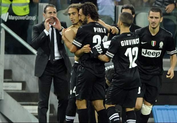 Unbeaten streak not on Juventus' mind, says Alessio