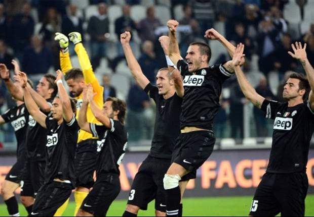 Juventus call on their reserves to prove that Scudetto quality runs deep