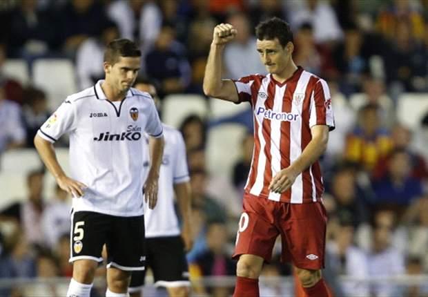 Athletic de Bilbao-Olympique de Lyon: Aritz Aduriz busca aferrar al equipo a Europa