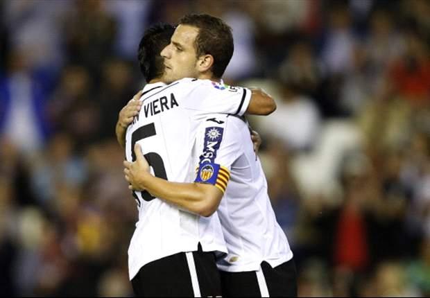 Valencia 'Lempar' Espanyol Ke Dasar Klasemen