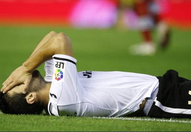 Antonio Barragan Kecewa Performa Tandang Valencia