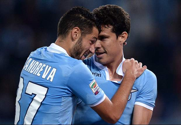 Lazio 3-2 Roma: Biancocelesti see off city rivals in dramatic derby