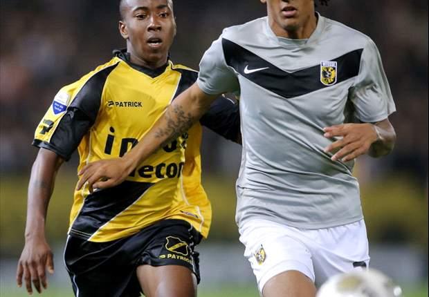 NEC: 6 van Chelsea te veel bij Vitesse