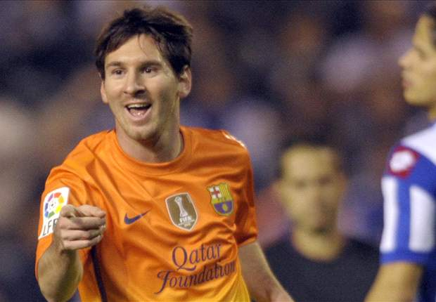 He's the daddy: Messi marvels in nine-goal classic before birth of son