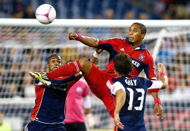 New England Revolution 1-0 Chicago Fire: Fagundez scores the difference