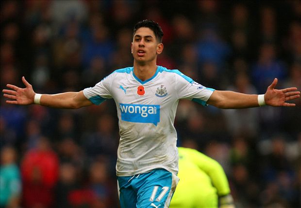 Former Barcelona director: Newcastle beat us to Perez!