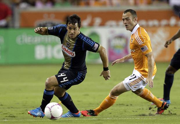 Philadelphia Union 0-1 Houston Dynamo: Clark goal leapfrogs Houston past Philly