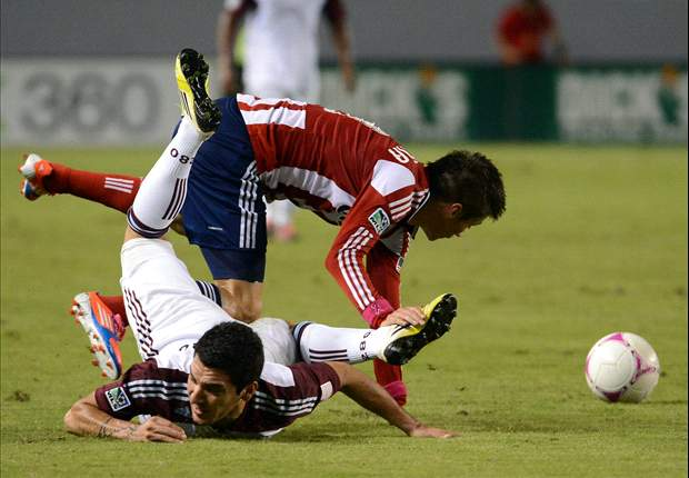 Chivas USA 0-2 Colorado Rapids: Away win for the Rapids
