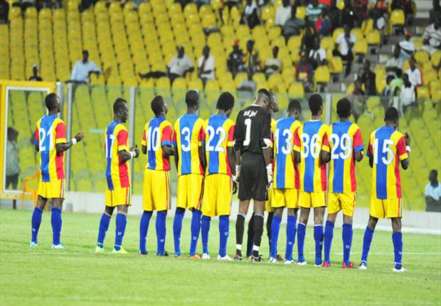 Hearts of Oak book semi-finals spot in MTN FA cup after brushing aside Gold Stars