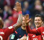 RATINGS: Bayern Munich 4-0 Stuttgart
