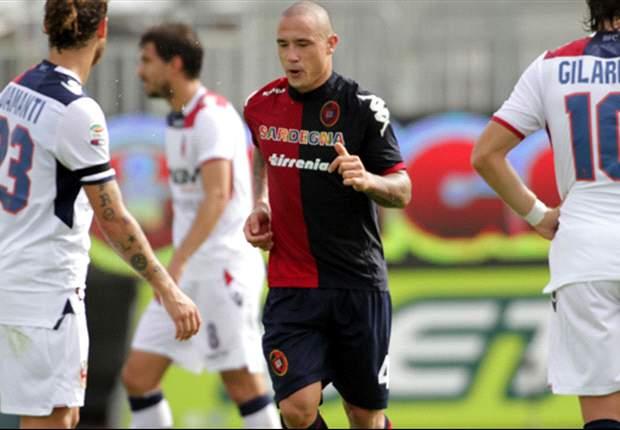 """Nainggolan reclama sempre più spazio al Cagliari, ma è un campione di fair play: """"Vorrei giocare sempre, ma complimenti ai ragazzi che sono scesi in campo nelle ultime gare"""""""
