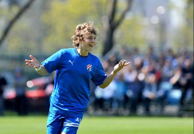 Manchester City must pay more than £9m for Halilovic, insists Dinamo Zagreb sporting director
