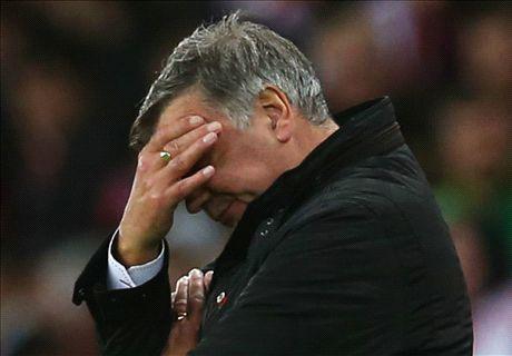 Allardyce fumes: Entrapment has won!