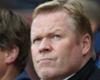 Koeman: Southampton deserved a better result
