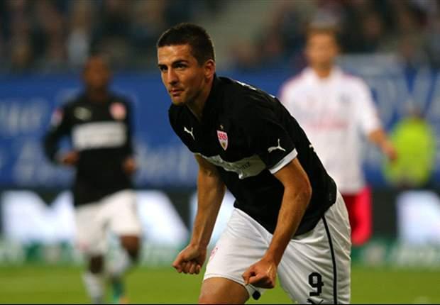 Vedad Ibisevic Menangkan VfB Stuttgart