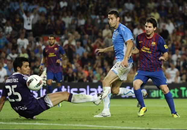 Barcelona recibe al Osasuna y pretende levantarse tras un tropezón