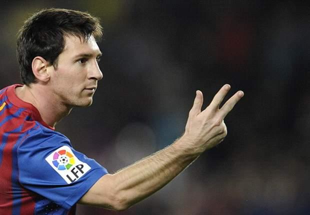 Lionel Messi y el primer récord que puede batir para su hijo Thiago